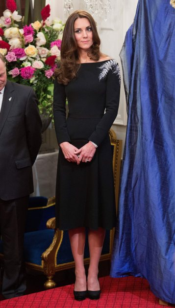 Catherine, Duchess of Cambridge visits Wellington, New Zealand on April 10, 2014  (Wireimage)