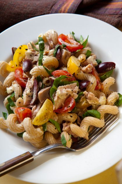 Terrific Tuna Salad - courtesy of Bob Harper