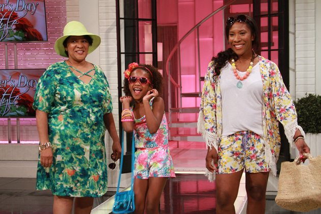 Mother's Day fashions - Bahama Mamas inspired by Beyonce