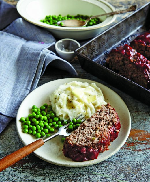 Mama's Meatloaf from Miranda Lambert (Southern Living/Oxmoor House)