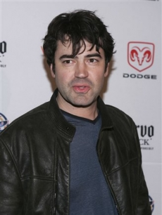 Ron Livingston journeyed out to join the fun
