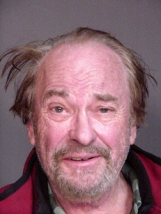 Rip Torn wasn't laughing when booked for a DUI in NY, 2006