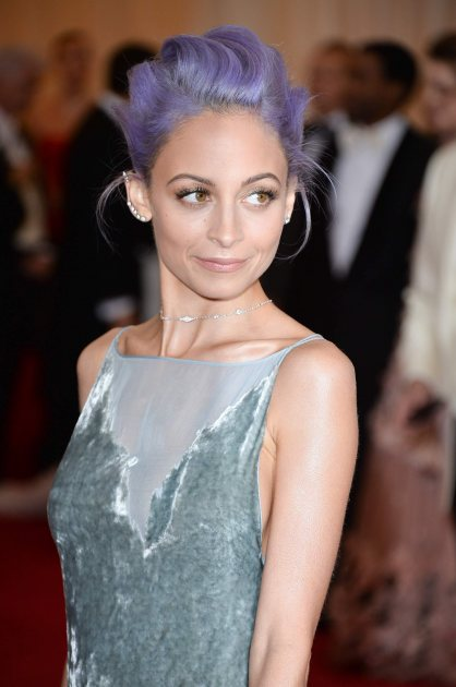Nicole Richie attends the 'Charles James: Beyond Fashion' Costume Institute Gala at the Metropolitan Museum of Art on May 5, 2014 in New York City (WireImage)