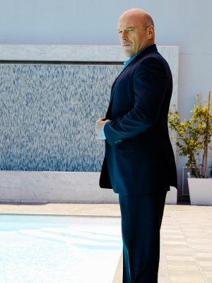 Dean Norris of CBS' 'Under The Dome' (Photo Credit:  Nino Muñoz/CBS © 2014 CBS Broadcasting, Inc.)