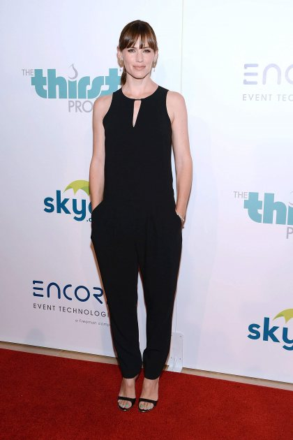 Jennifer Garner attends the 5th Annual Thirst Gala hosted by Jennifer Garner in partnership with Skyo and Relativity's 'Earth To Echo' at The Beverly Hilton Hotel on June 24, 2014 in Beverly Hills (Getty)