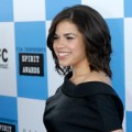 America Ferrera hits the red carpet for the Independent Spirit Awards