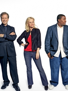 Darrell Hammond, Amy Poehler, Kenan Thompson