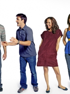 Bill Hader, Will Forte, Maya Rudolph, Kristen Wiig 