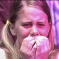 american idol crying girl ashley ferl - FOX