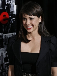 Constance Zimmer at the premiere