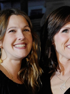 Drew Barrymore & Molly Shannon