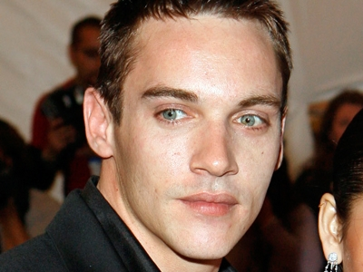 Irish actor Jonathan Rhys Meyers 