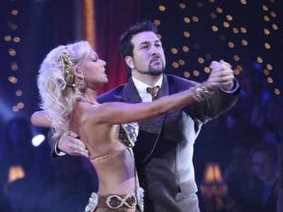Dancing with the stars blurb ABC