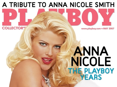 Playboy are paying tribute to the late playmate