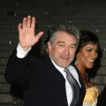 Tribeca co-founder Robert De Niro & wife arrive for the VF party