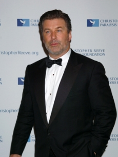 Arriving to a Christopher Reeve foundation event, November 2004