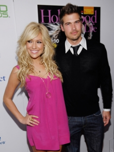 Kristin Cavallari & Nick Zano at the annual Young Hollywood Awards