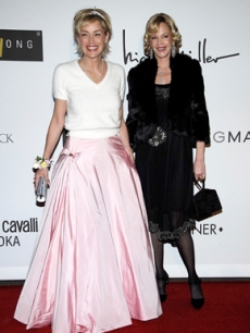 Stone, Sharon - Melanie Griffith LA 4 21 '07 AP 1