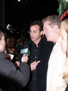 Bob Saget & Christopher McDonald