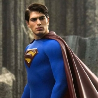 Brandon Routh stars as the Man of Steel