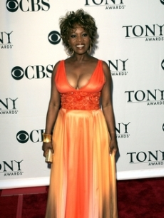 Alfre Woodard poses for the press