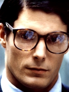 SUPERMAN Christopher Reeve 78 AP