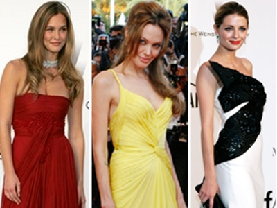 A look at some of the glamorous Cannes fashions!