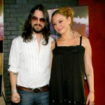 Drea de Matteo brings her bf, Shooter Jennings, to her movie premiere