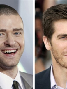 justin timberlake jake gyllenhaal blurb