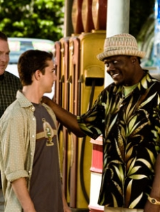 Bernie Mac explains to Shia LaBeouf how a car picks its driver