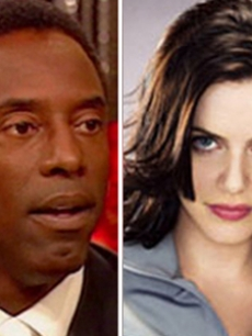 isaiah washington, michelle ryan blurb access nbc
