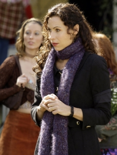 Minnie Driver in &#039;The Riches&#039;