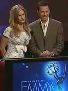 emmy nominations - jon cryer kyra sedwick