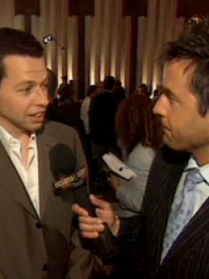 Jon Cryer talked to Tony Potts about Emmy nominations