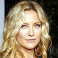 Kate Hudson shows blondes do have . . . 