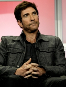 Dylan McDermott answers questions about his upcoming series