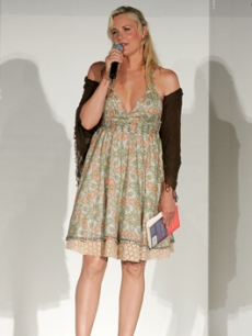 Daryl Hannah sports a classic California blonde