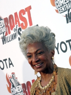 Nichelle Nichols will also be on this season!