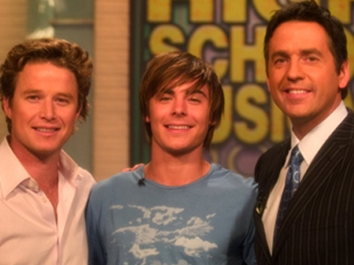 billy, zac, tony access blurb