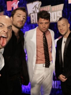 Daughtry VMA 2007