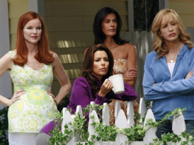 The women of Wisteria are back for season four...