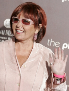 Roseanne Barr at the Elyse Walker Pink Party at Cedars-Sinai in LA