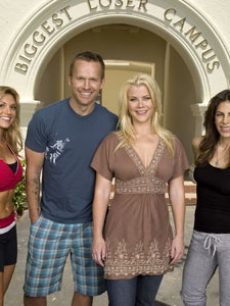 Kim Lyons, Bob Harper, Alison Sweeney and Jillian Michaels