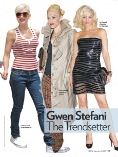 People Best & Worst Dressed Gwen Stefani