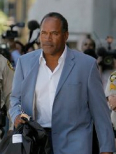 o.j. simpson AP blurb