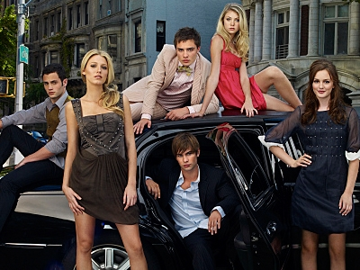 Gossip Girl Cast Blurb CW