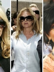Dina Lohan Kathy Hilton Lynne Spears poll