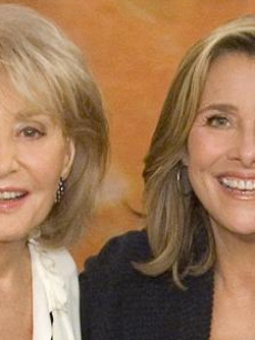 meredith vieira, barbar walters, view abc