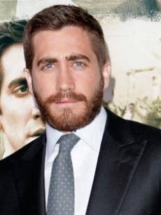 Jake Gyllenhaal shows off his new beard in Los Angeles