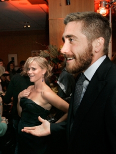 &#160;Reese Witherspoon and Jake Gyllenhaal